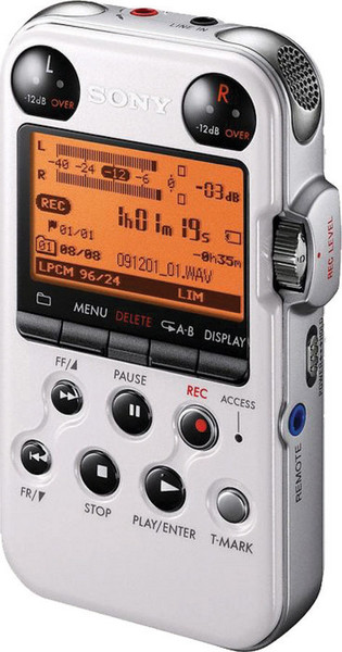 Sony PCM-M10 - White image 1