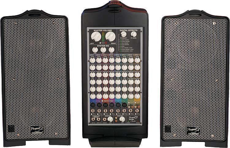 Fender Audio Passport Deluxe PD-500 image 1