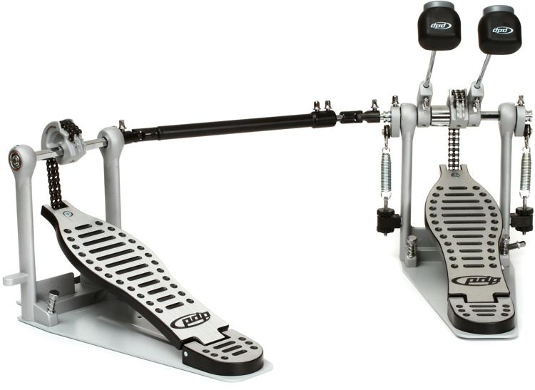 pdp 502 500 series double bass drum pedal sweetwater. Black Bedroom Furniture Sets. Home Design Ideas