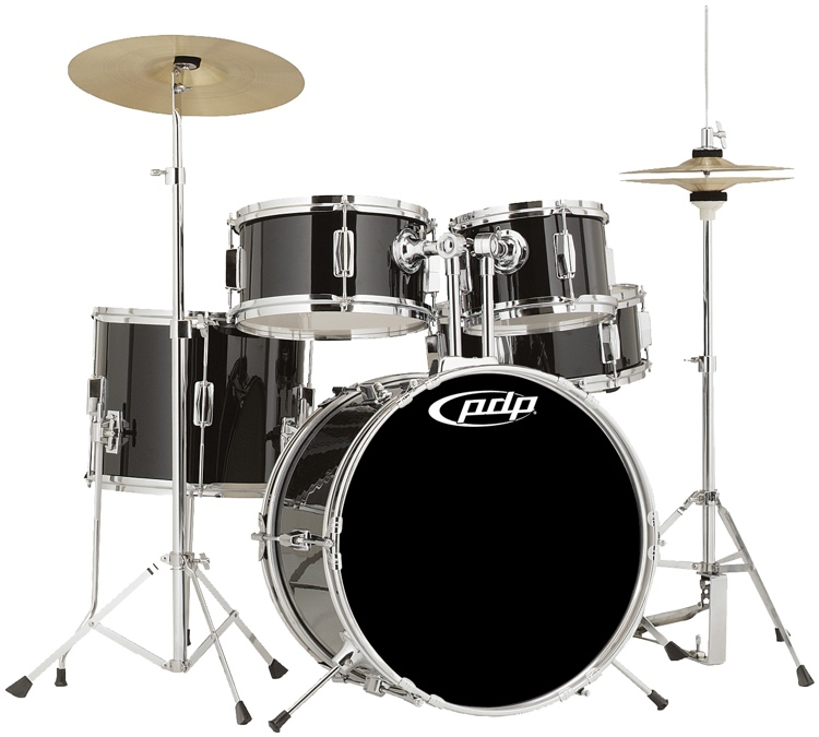 PDP Player 5-piece Junior Drum Set image 1