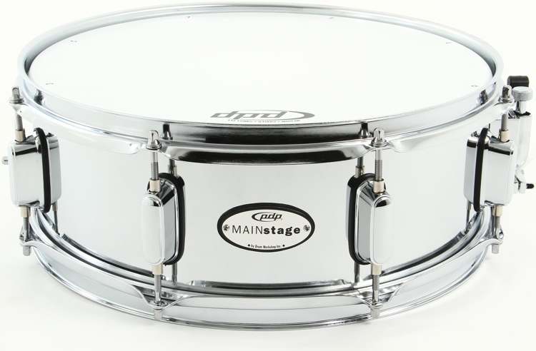 PDP Mainstage Steel Snare image 1