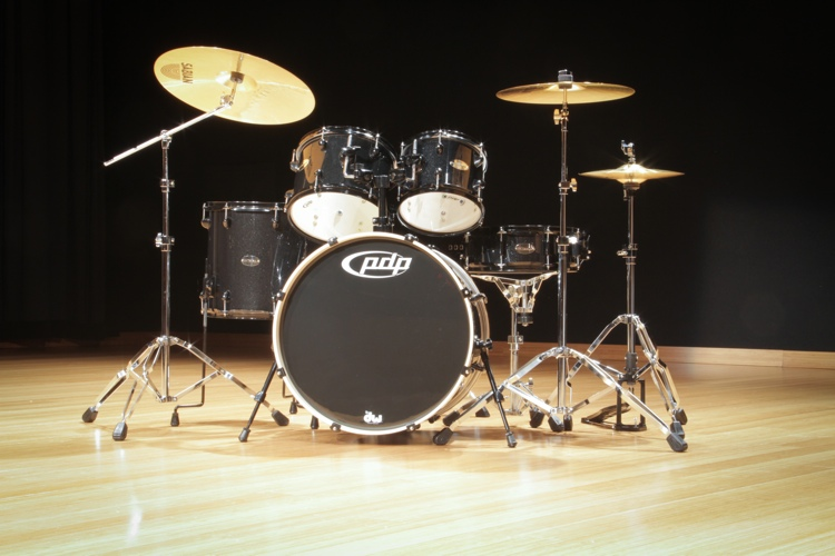 PDP Main Stage Complete Kit - Black Metallic image 1