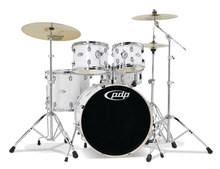 PDP Mainstage Complete Kit - Gloss White image 1