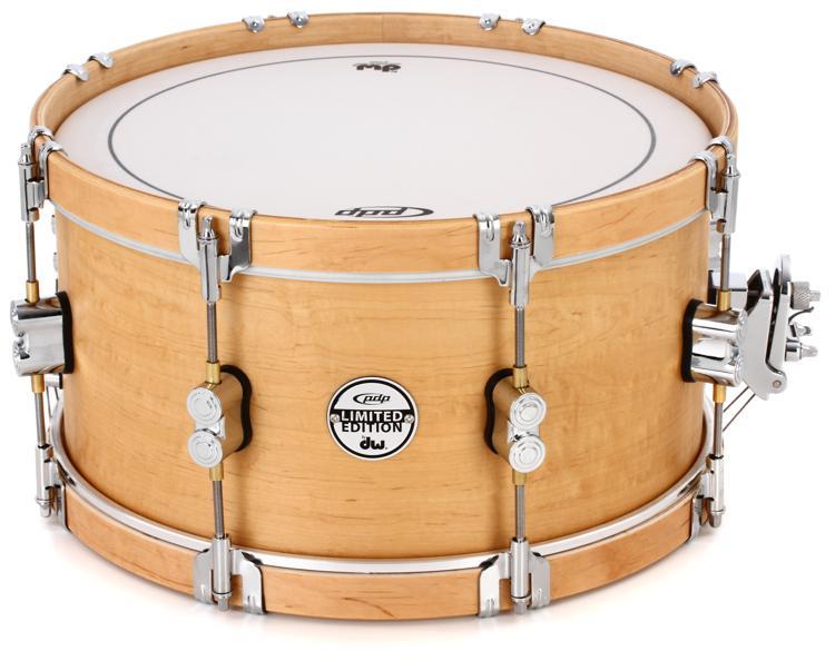 PDP LTD Classic Wood Hoop Snare - 7