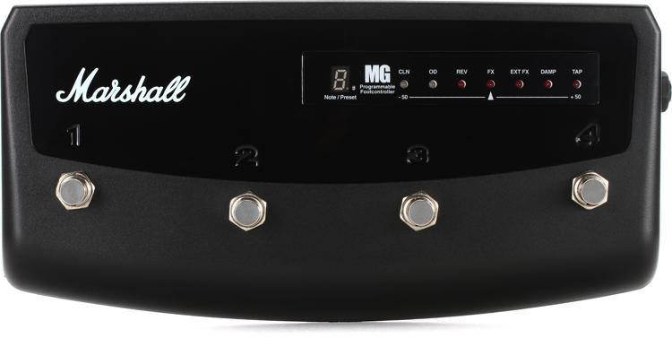Marshall PEDL-90008 MG15FX/MG30FX/MG50FX/MG101FX Footswitch image 1