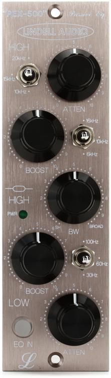 Lindell Audio PEX-500 Passive EQ image 1
