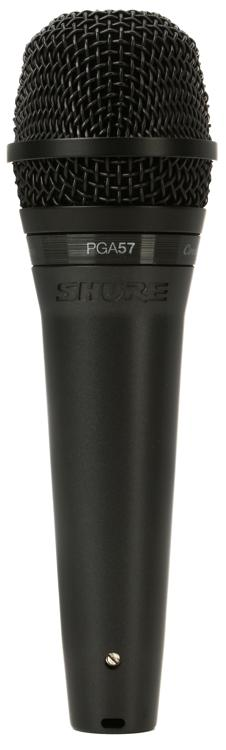 Shure PGA57 Dynamic Instrument Microphone image 1