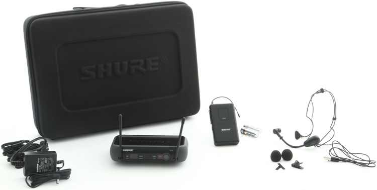Shure PGX14/PG30 Headworn Wireless System - J6 Band, 572 - 590 MHz image 1