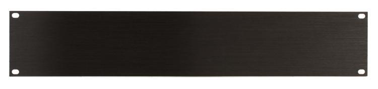 Middle Atlantic Products PHBL-2 Lightweight Aluminum Rack Panel - 2U image 1