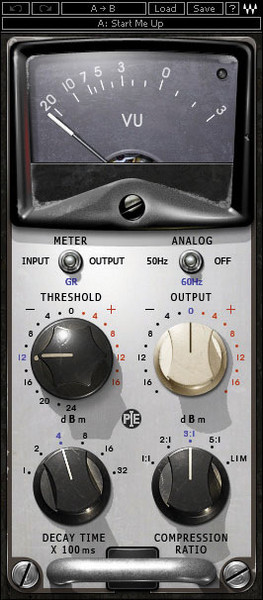 Waves PIE Compressor Plug-in for Academic Institutions - Native image 1