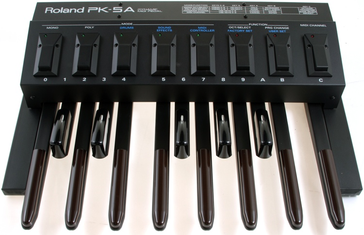 Roland PK-5A image 1