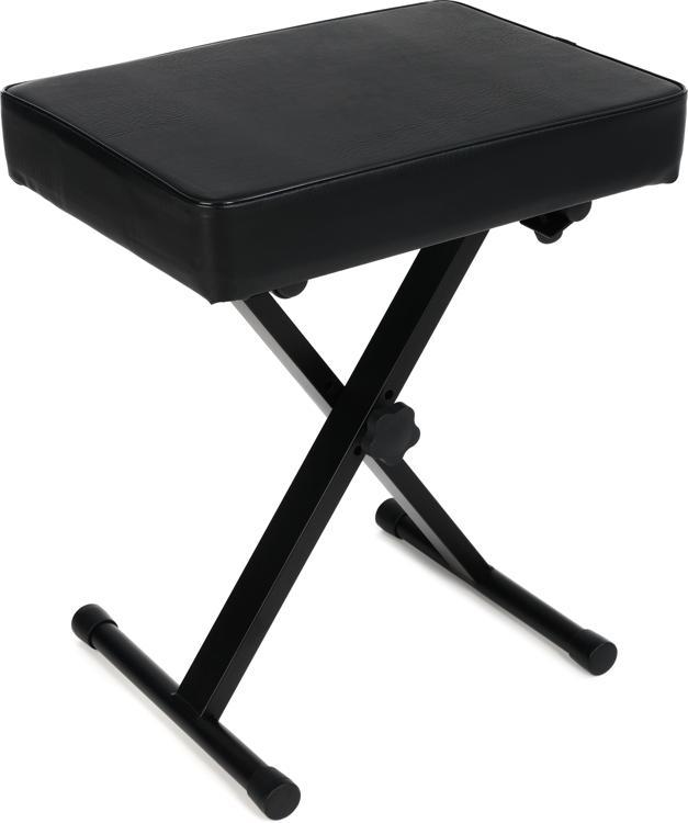 2. Yamaha Adjustable Keyboard X-Style Bench