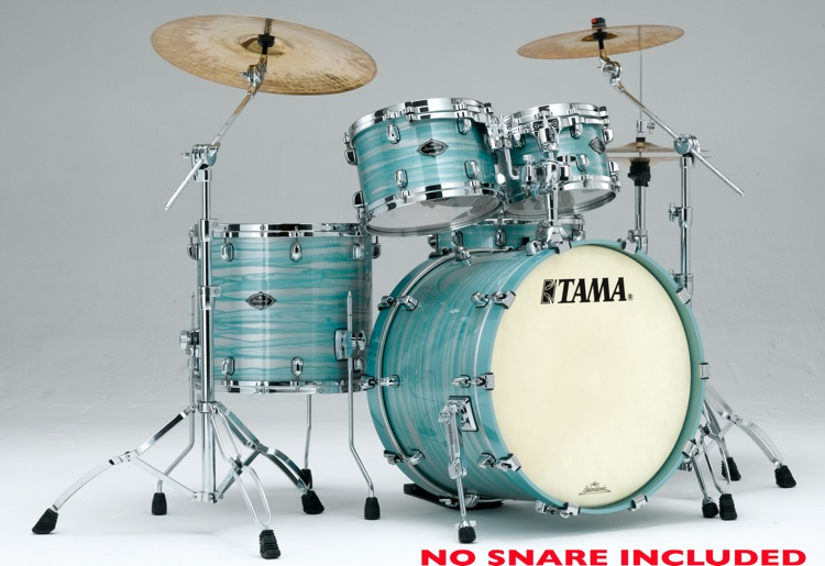 Tama Starclassic Performer B/B - Lacquered Azure Oyster image 1