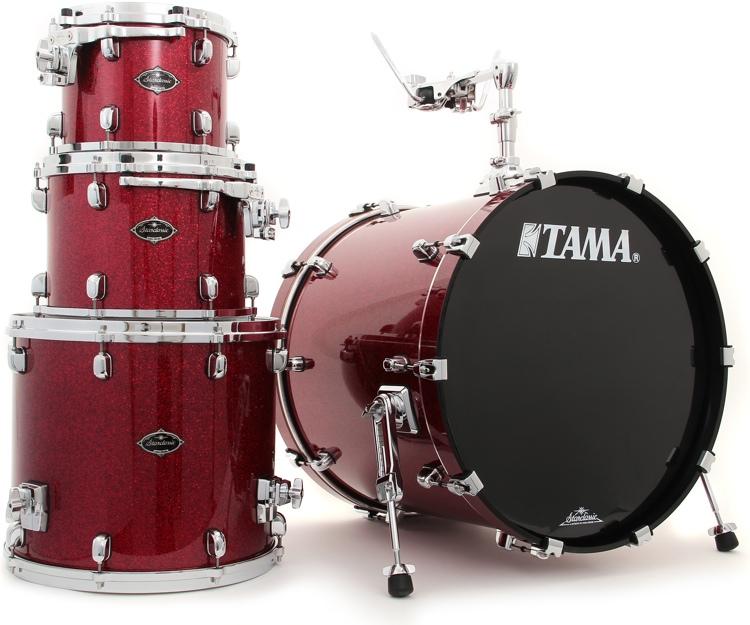 Tama Starclassic Performer B/B 4-pc - Crimson Sparkle image 1