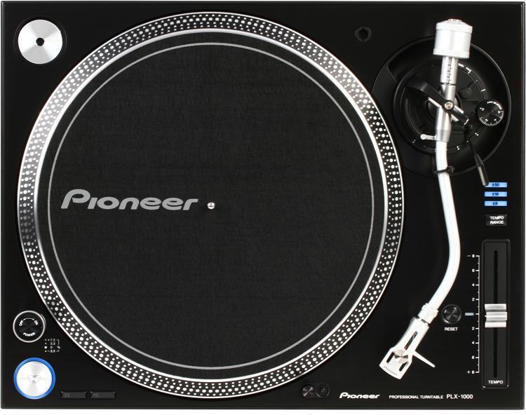 Pioneer DJ PLX-1000 Professional Turntable image 1