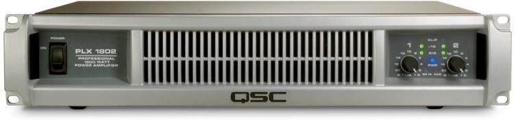 QSC PLX1802 2-channel Power Amplifier image 1
