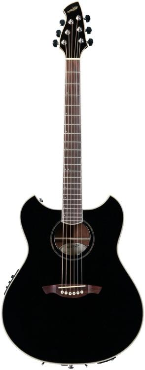 Wechter Guitars Pathmaker Thinline Deluxe - Hi-Gloss Black image 1