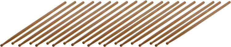 Promark Pro-Mark LA Special 5A Drumstick Unlabeled 10-pack image 1
