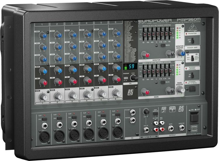 Behringer Europower PMP960M image 1