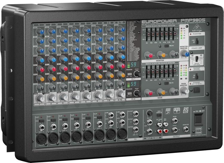 Behringer Europower PMP980S image 1