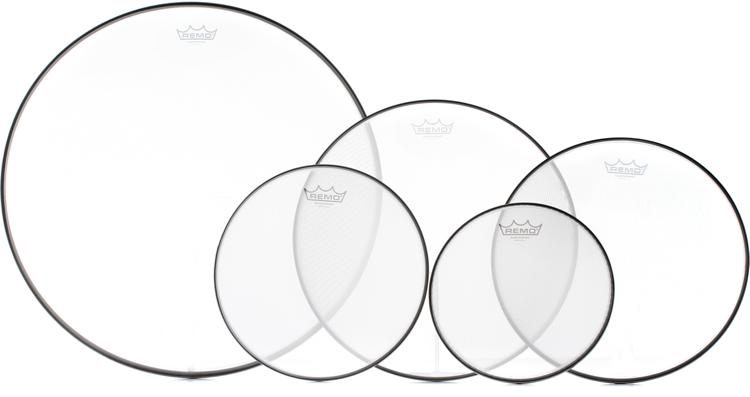 Remo Silentstroke Propack - 4-piece with Free 14