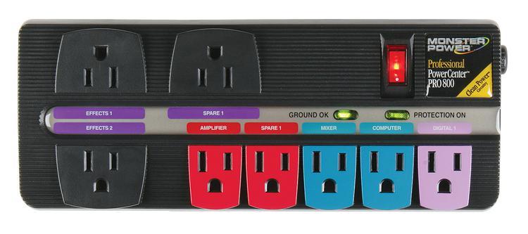 Monster Power PowerCenter PRO 800 image 1