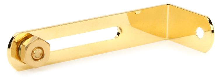 Gibson Accessories Pickguard Bracket - Gold image 1