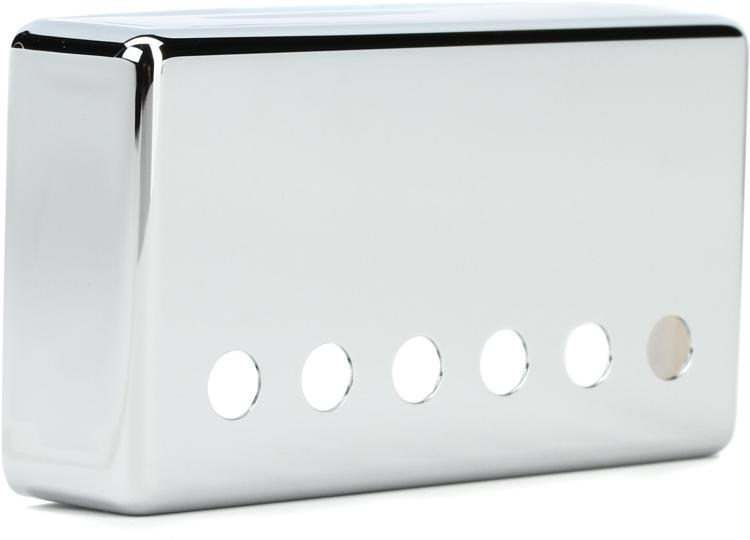 Gibson Accessories Neck Position Humbucker Cover - Chrome image 1