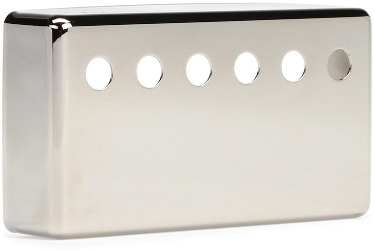 Gibson Accessories Bridge Position Humbucker Cover - Nickel image 1