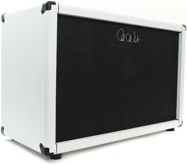 PRS Stealth 2x12 Cabinet - White image 1