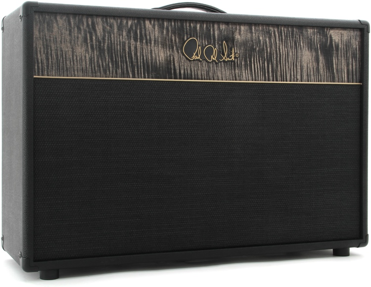 PRS Stealth 2x12 - 120-watt Cabinet - Charcoal image 1