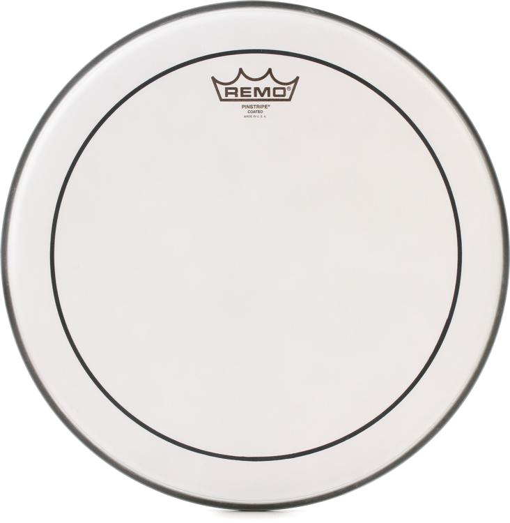 Remo Coated Pinstripe Drumhead - 14