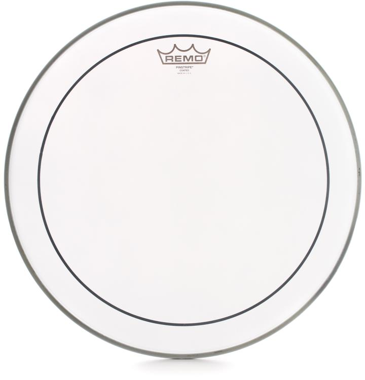 Remo Coated Pinstripe Drumhead - 16