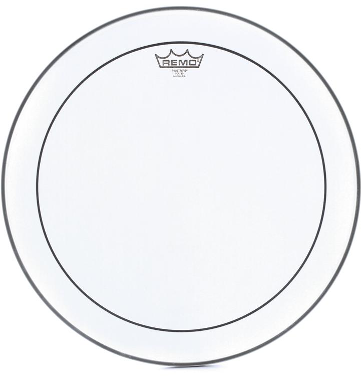 Remo Coated Pinstripe Drumhead - 18