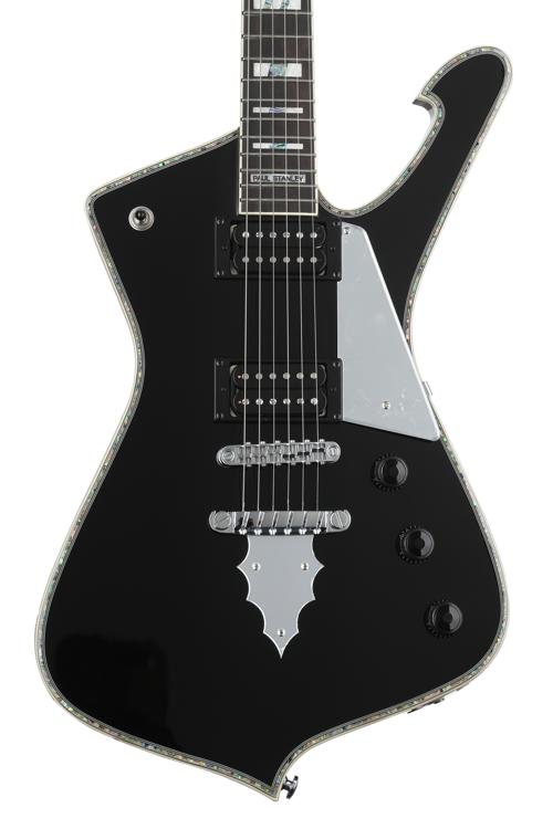 Ibanez PS120 Paul Stanley Signature - Black image 1