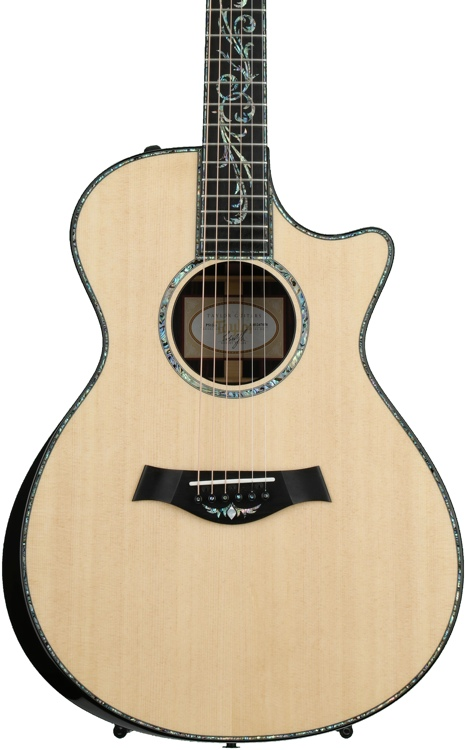 Taylor PS12ce - Natural with ES2 Pickup System image 1