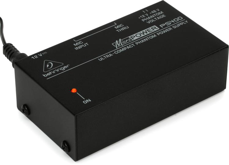 Behringer MicroPower PS400 image 1