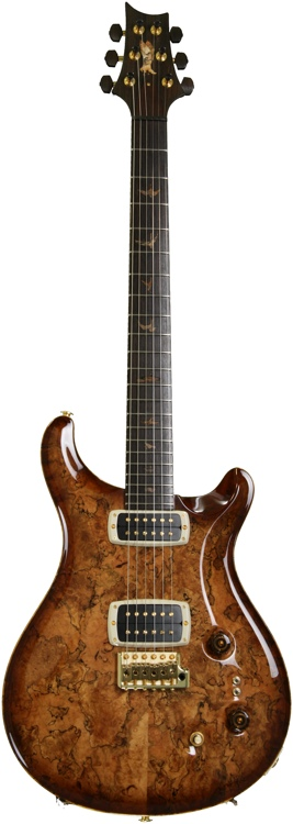 PRS Private Stock Custom 22 Signature - Natural with Smoked Burst image 1