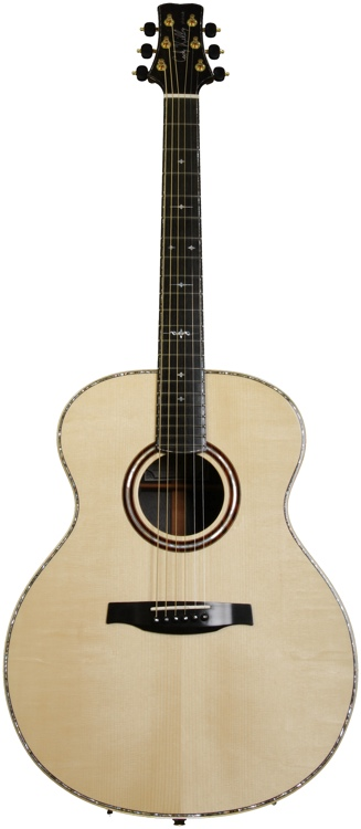 PRS Cody Kilby Acoustic Private Stock - Red Spruce Top image 1