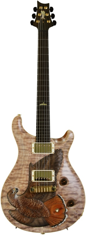 PRS Private Stock Brazilian - McCarty, Carved image 1