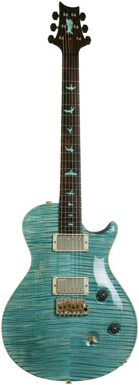 PRS Private Stock Brazilian #4222 - Custom 22, Faded Turquoise image 1
