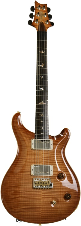 PRS Private Stock Custom 22 Brazilian #4223 - Smokey Blonde image 1