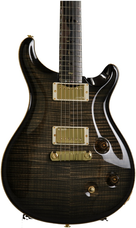 PRS Private Stock Custom 22 Brazilian - Charcoal Burst image 1