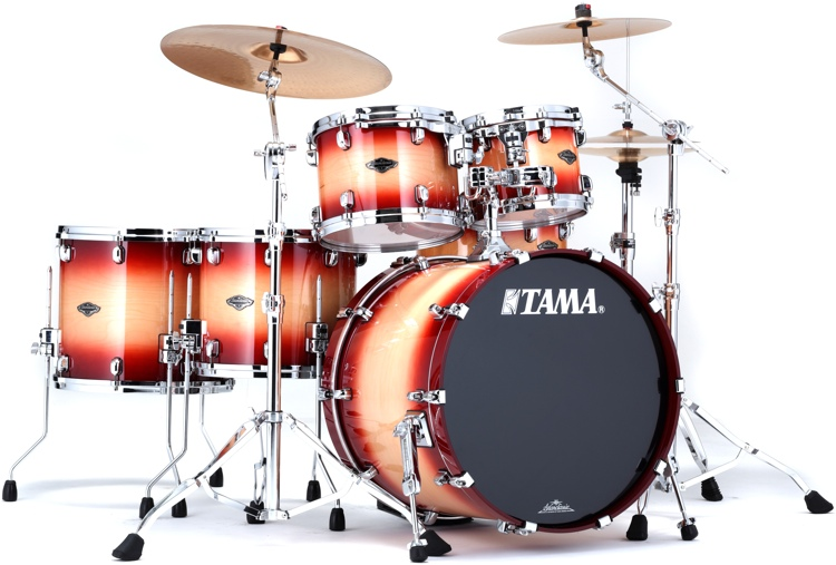 Tama Starclassic Performer B/B Shell Pack - 5-piece - Cherry Natural Burst image 1
