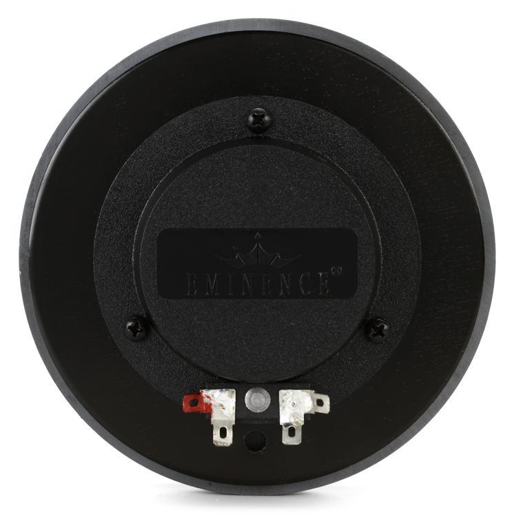 Eminence PSD:2002S-8 High Frequency Driver - 1.2hz-20kHz 80-Watt 8 Ohm image 1