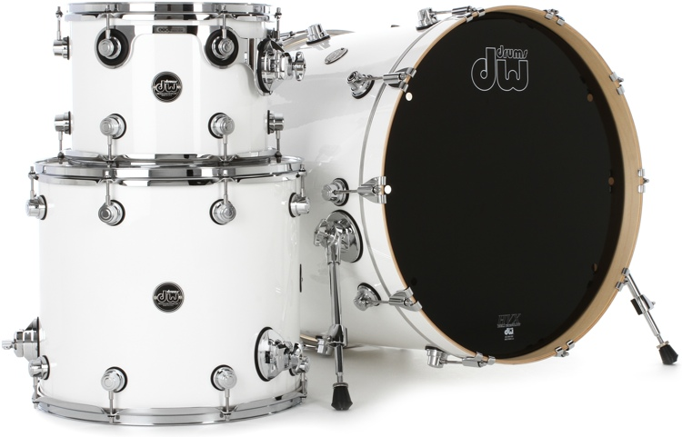 DW Performance Series 3-piece Shell Pack - 22