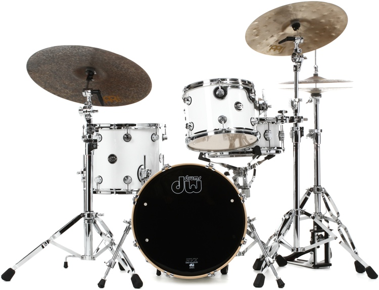DW Performance Series 4-piece Bop Shell Pack with Snare Drum - 18