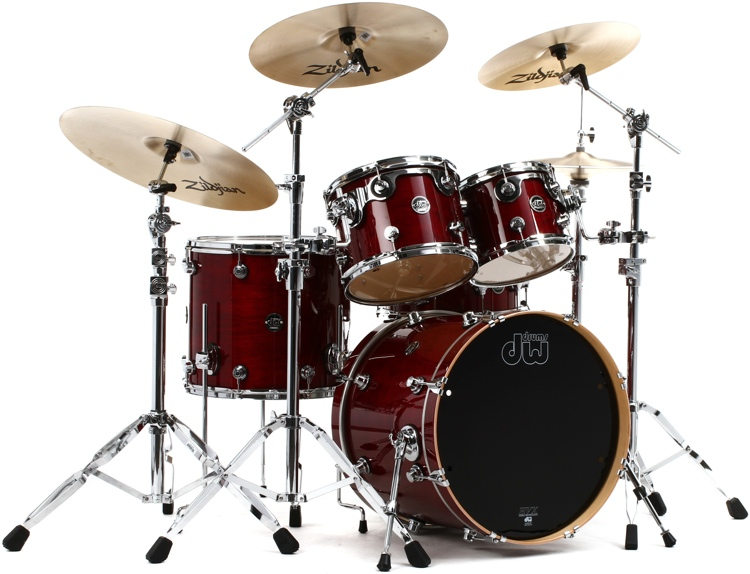 DW Performance Series 4-piece Std Shell Pack - 22