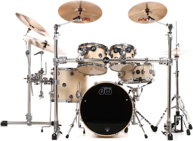 DW Performance Series 4-piece Shell Pack - 20