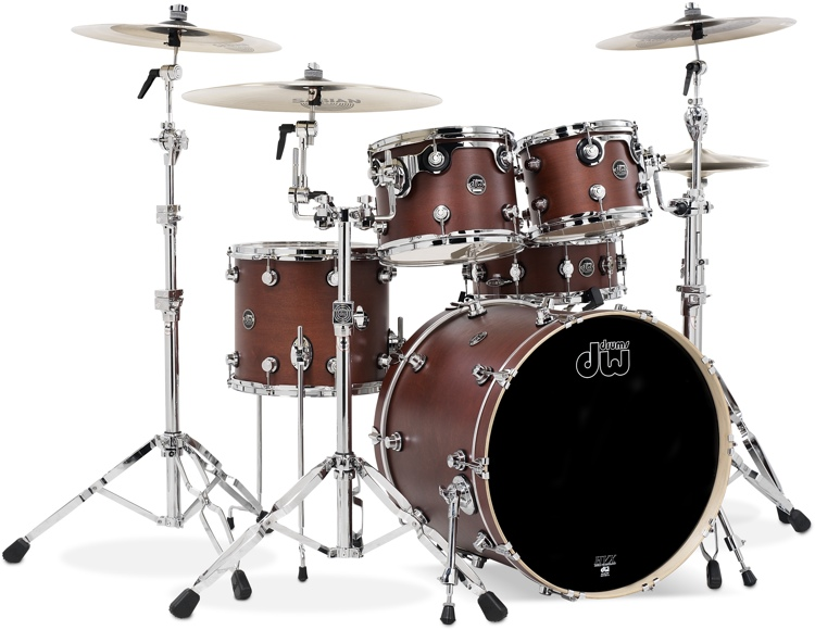 DW Performance Series 4-pc Fusion Shell Pack - 22